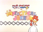 The Impractical Joker Cartoon Character Picture