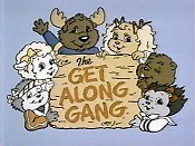 The Get Along Gang Minus One Pictures Of Cartoons