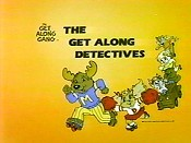 The Get Along Detectives Picture Of Cartoon