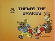Them's The Brakes Pictures Of Cartoon Characters