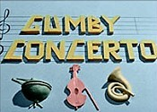 Gumby Concerto Cartoon Picture