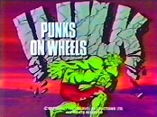 Punks On Wheels Cartoon Picture
