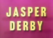 Jasper Derby Cartoon Picture