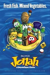 Jonah: A VeggieTales Movie Cartoon Picture