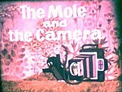 Krtek Fotografem (The Mole As A Photographer) Cartoon Picture