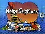 Noisy Neighbors (Pilot) Cartoon Character Picture