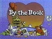 By The Book Picture Of Cartoon