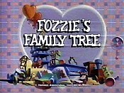 Fozzie's Family Tree Free Cartoon Pictures
