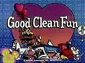 Good Clean Fun Pictures In Cartoon