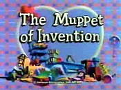 The Muppets Of Invention Cartoon Picture