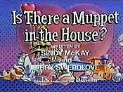Is There A Muppet In The House? Cartoon Funny Pictures