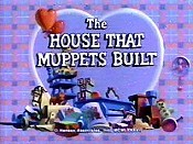 The House That Muppets Built Cartoon Picture