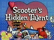 Scooter's Hidden Talent Picture Of Cartoon