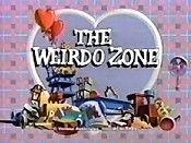 The Weirdo Zone Cartoon Picture