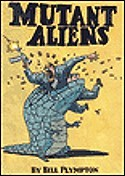 Mutant Aliens Free Cartoon Pictures