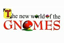 The New World Of The Gnomes  Logo