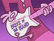 Boys in the Band Cartoon Funny Pictures