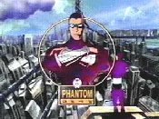 Phantom 2040: The Ghost Who Walks Picture Into Cartoon