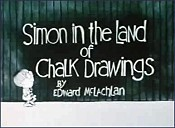 Simon And The Chalk Drawing Cars Cartoon Picture