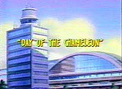 Day Of The Chameleon Picture Of Cartoon