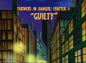 Partners In Danger, Chapter I: Guilty Picture Of The Cartoon