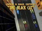Partners In Danger, Chapter III: The Black Cat Cartoon Picture