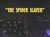 The Spider Slayer Cartoon Pictures