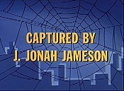Captured By J. Jonah Jameson Picture Of Cartoon