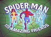 The Origin Of The Spider-Friends Cartoon Funny Pictures