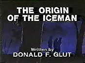 The Origin Of The Iceman Free Cartoon Picture