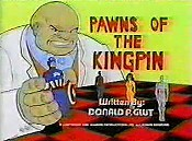 Pawns Of The Kingpin Cartoon Picture