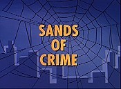 Sands Of Crime Cartoon Picture