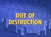 Diet Of Destruction Cartoon Picture