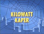 Kilowatt Kaper Picture Of Cartoon