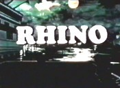 Rhino Picture Of Cartoon