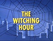 The Witching Hour Picture To Cartoon