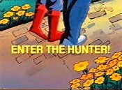 Enter the Hunter! Picture Into Cartoon