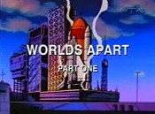 Worlds Apart, Part 1 Cartoon Character Picture