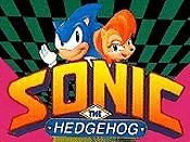 Sonic Past Cool Cartoon Picture