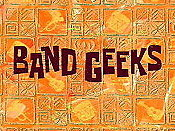 Band Geeks Cartoon Picture