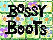 Bossy Boots Pictures Of Cartoons