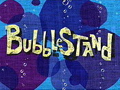 Bubblestand Cartoon Pictures
