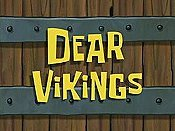Dear Vikings Free Cartoon Pictures