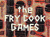 The Fry Cook Games Cartoon Pictures