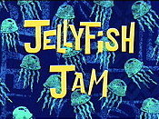 Jellyfish Jam Cartoon Picture