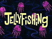 Jellyfishing Cartoon Picture