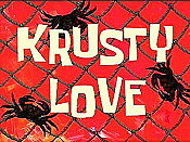 Krusty Love Free Cartoon Pictures