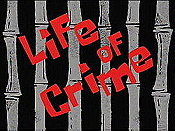 Life Of Crime Free Cartoon Pictures