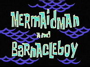 Mermaidman And Barnacleboy Cartoon Picture