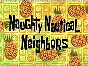 Naughty Nautical Neighbors Picture Of Cartoon